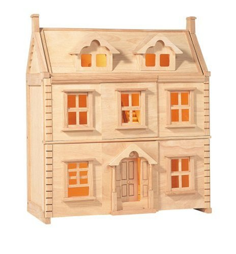 Plan Toys 7124 Victorian Dolls house