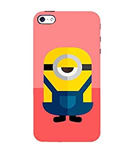 EPICCASE Seriouly? Mobile Back Case Cover For Apple iPhone 5s (Designer Case)