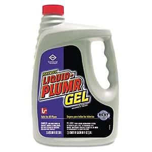 CLO35286 - Clorox Liquid Plumr Liquid Plumr Heavy-duty Clog Remover, 80 Oz Bottle