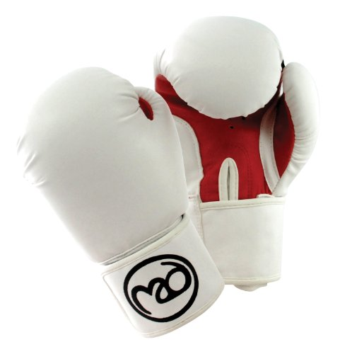 Boxing-Mad Women's fit Synthetic Leather 8 Oz