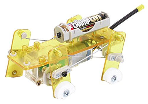 Tamiya Mechanical Dog Robot Kit (Japanese Robot Dog compare prices)
