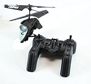 Spin Master Remote Controlled Helicopter with Built in Video Camera - Air Hogs R/C Hawkeye (Black/Green) at Sears.com