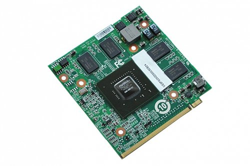 VGA Surface - nVidia GeForce 9600M GT 1GB DDR2 for Acer Aspire 5930G Serie
