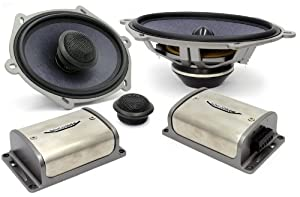 "XS-57 - Image Dynamics 5""x7"" 2-Way Component Speaker System"