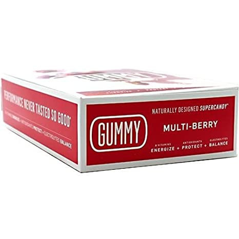 Отзывы Snap Infusion Snap Infusion Candy Gummy Berry 12 x 1 Oz