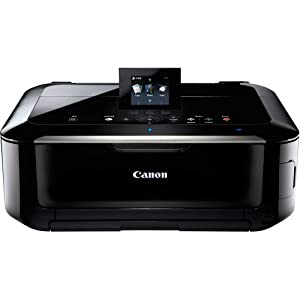 Canon PIXMA MG5320 Wireless Inkjet Photo All-in-One Printer