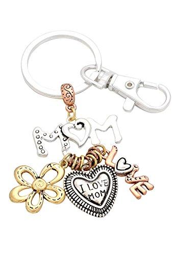 colecciones-de-rosemarie-mujer-llavero-de-corazon-i-love-mom-charm-de-bolso-de-mano