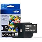 Brother LC75BK High Yield Ink Cartridge Black