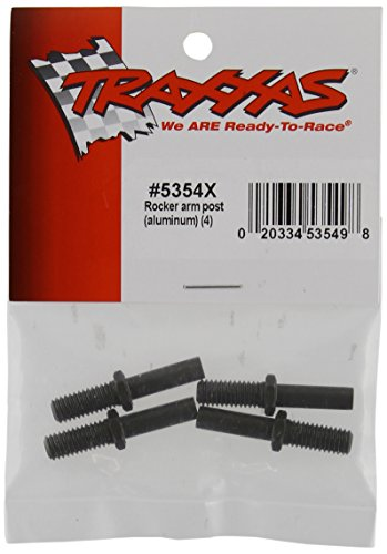 Traxxas 5354X Revo Aluminum Rocker Arm Post (4)