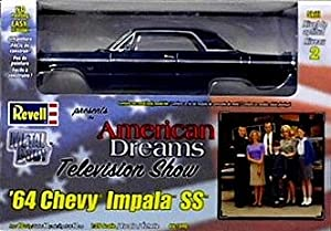 revell american dreams 64 chevy impala