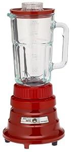 Waring Pro Professional Bar Blender, Chili Red