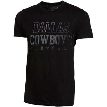 Dallas Cowboys Mens Dark Practice T-Shirt by Dallas Cowboys