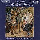 シベリウス:「レンミンカイネン」組曲全曲~4つの「カレワラ」