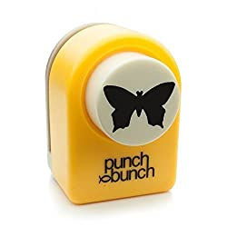 Punch Bunch Punch, Medium, Butterfly