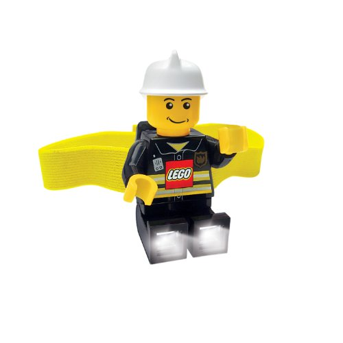 Lego Fire Led Head Lamp