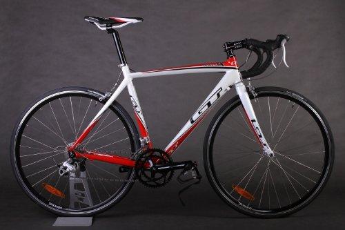 gt rennrad gtr series 4 white red m 30907 fahrrad test. Black Bedroom Furniture Sets. Home Design Ideas