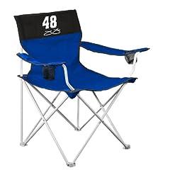 Nascar Jimmie Johnson Big Boy Chair by Logo