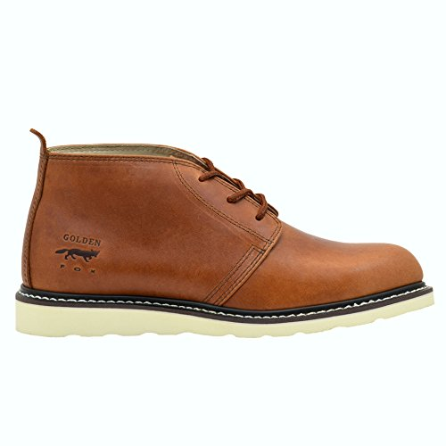 Golden Fox Chukka Boot 6u0026quot; Brun 11 M US | Pretty In Boots ...