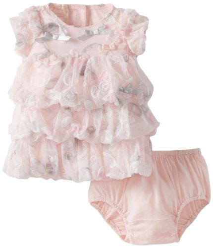 Today Biscotti Baby-Girls Newborn Take A Twirl Dress, Pink, 3 Months  Review