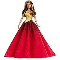 Barbie 2016 Holiday Latina Doll