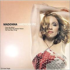 I'm sorry, but what has this album cover got to do with the song? Nothing. Fucking...Madonna.