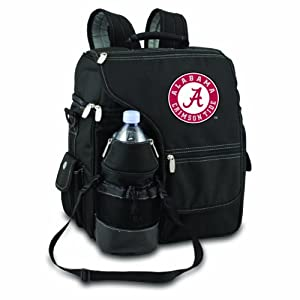 NCAA Alabama Crimson Tide Turismo Insulated Backpack Cooler by Picnic Time