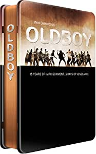 Oldboy (Three-Disc Ultimate Collector's Edition)