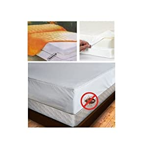 Amazon Full Size Bed Mattress Cover Zipper Plastic