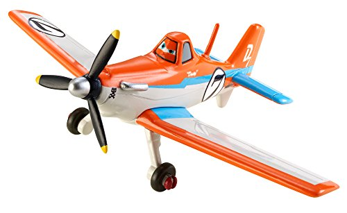Disney Planes Character Diecast Vehicle, Racing Dusty