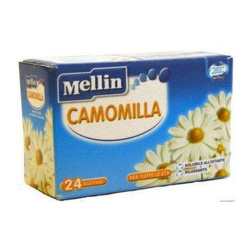 CALAMITA FRIGO MAGNETE MINIATURA MELLIN CAMOMILLA ORIGINALE COLLEZIONE