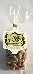 Trader Joe\'s Magic Beans, Chocolate Covered Nougat Beans 7.7 Oz (2 Count)