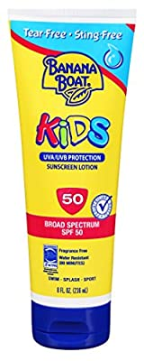 Banana Boat Sport Performance Lotion Travel Size