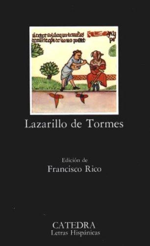 Lazarillo de Tormes (Letras Hispánicas) (Spanish Edition)