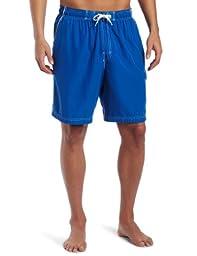 Speedo Men\'s Marina Core Basic Watershorts, Classic Blue, X-Large