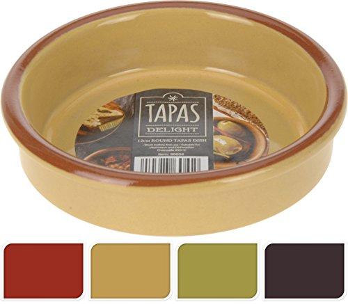 Serving Dish Tapas 25 cm x 25 cm Spanish Handmade Ceramic Pottery Square Plate