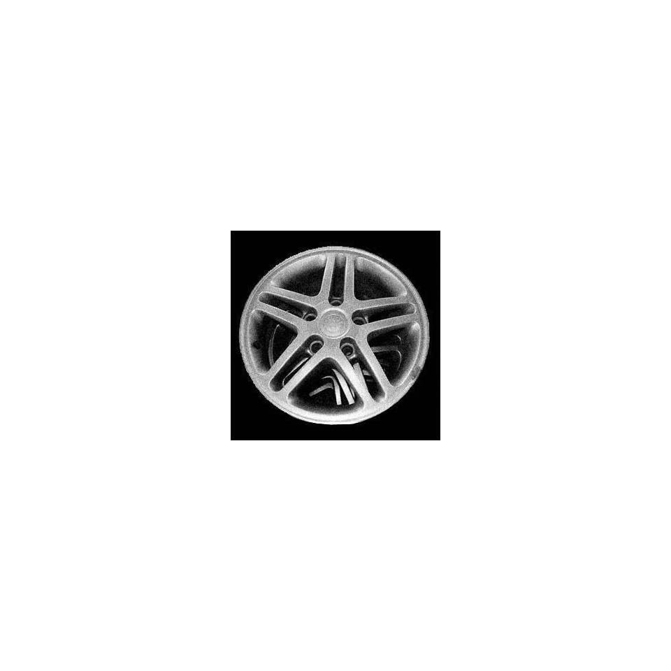 00 TOYOTA CAMRY ALLOY WHEEL RIM 15 INCH, Diameter 15, Width 6, Lug 5 (5 SPOKE), PAINTED SILVER, 1 Piece Only, Remanufactured , (center cap not included) (2000 00) ALY69455U20