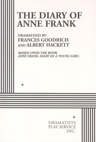An analysis of the story of anne frank