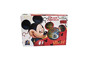 Amazon.com: Mickey Mouse 2 plastic surprise eggs with toy inside