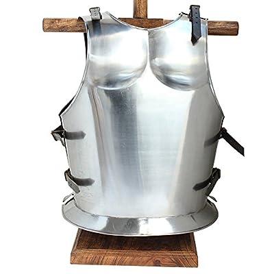 Forged Roman Conqueror Body Armor 20G Mild Steel Replica