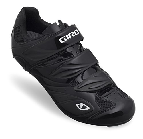Giro Women's Sante II Shoes, Black/White, Size 39