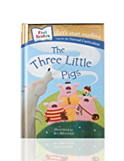 First Readers The Three Little Pigs Story Book