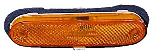 Depo 316-1404R-AS Mazda Miata/MX-5 Passenger Side Replacement Front Side Marker Lamp Assembly