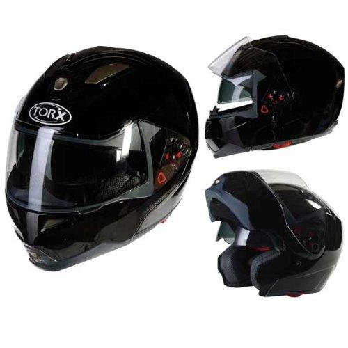 Casque MOTO modulable TORX NEIL Noir Taille XXL