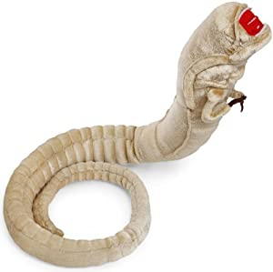ALIEN Chestburster Plush - 48 Inches Long - In Space No One Can Hear You Cuddle