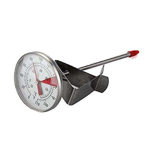 Cuisine en acier inoxydable 100°C-Poche Thermomètre Sonde de Cuisson Four