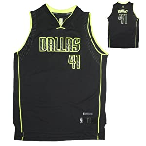 LIMITED EDITION: NBA DALLAS MAVERICKS NOWITZKI #41 Youth Sleeveless Jersey Shirt by NBA