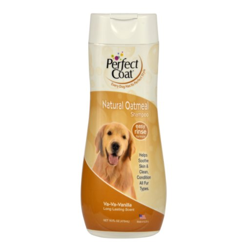 dog shampoo oatmeal