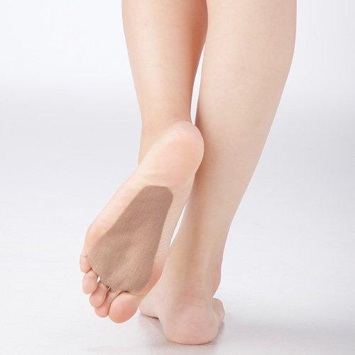 ズレにくい 足に直接貼る汗とりシート 16枚入