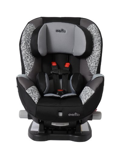 Best Price Evenflo Triumph LX Convertible Car Seat, Mosaic