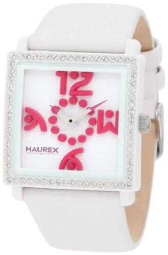 Haurex Italy Ladies'Watch XS Analogue WF369DWP Diverso PC Leather